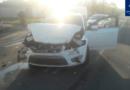Поліція розшукала водія, який вчинив ДТП та залишив місце пригоди