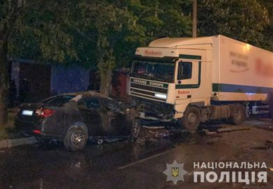 У ДТП на Вадима Пугачова загинули 57-річний водій та 40-річна пасажирка