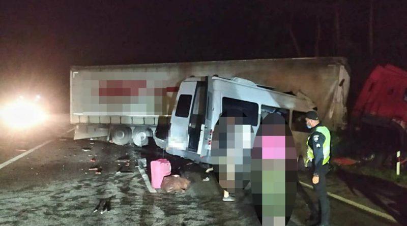 Маршрутка Кременчук-Київ потрапила в ДТП, загинули п'ятеро людей